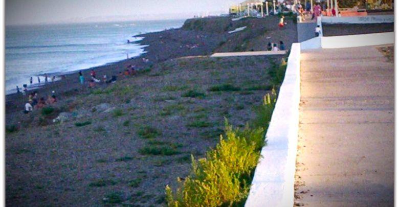 Imagenes diversas de la ciudad de Caleta Olivia.