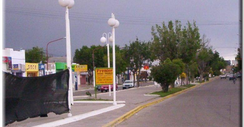 Suelos en Caleta Olivia y Santa Cruz